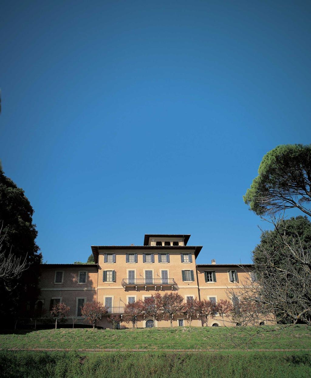 Villa Spinola - Sede F. G. Giordano