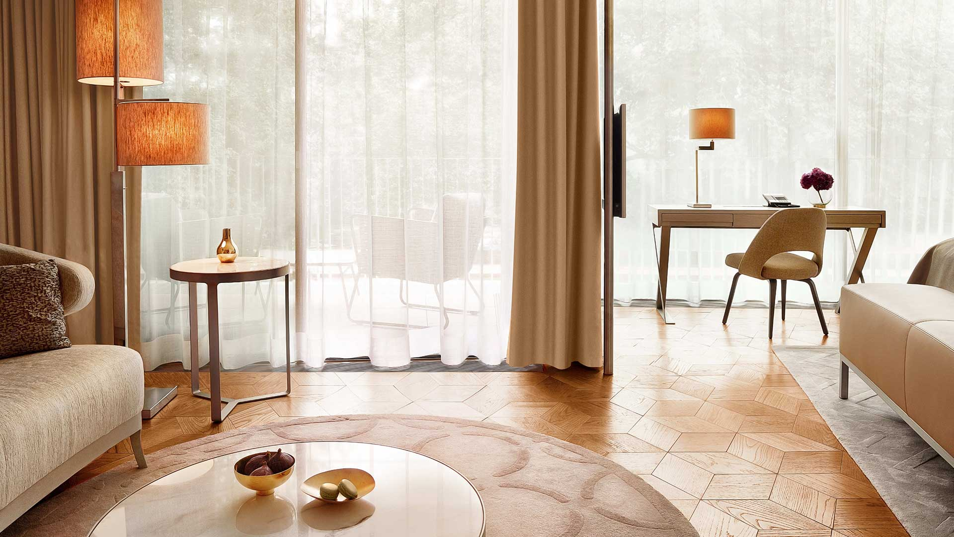 Luxury Hotel Fontenay