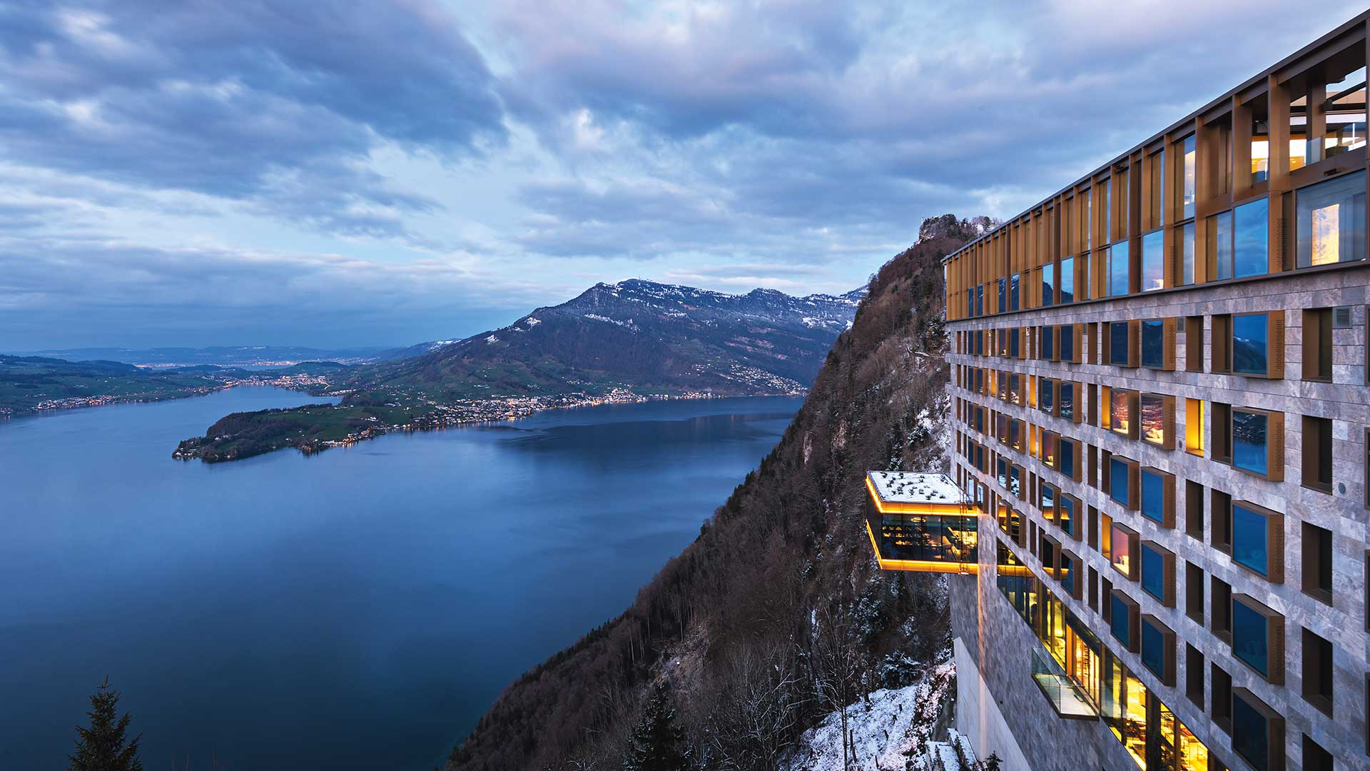 Hotel Bürgenstock - Lucerne