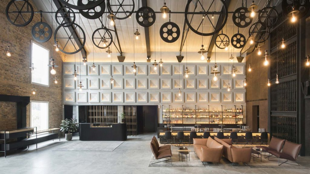 Warehouse Hotel