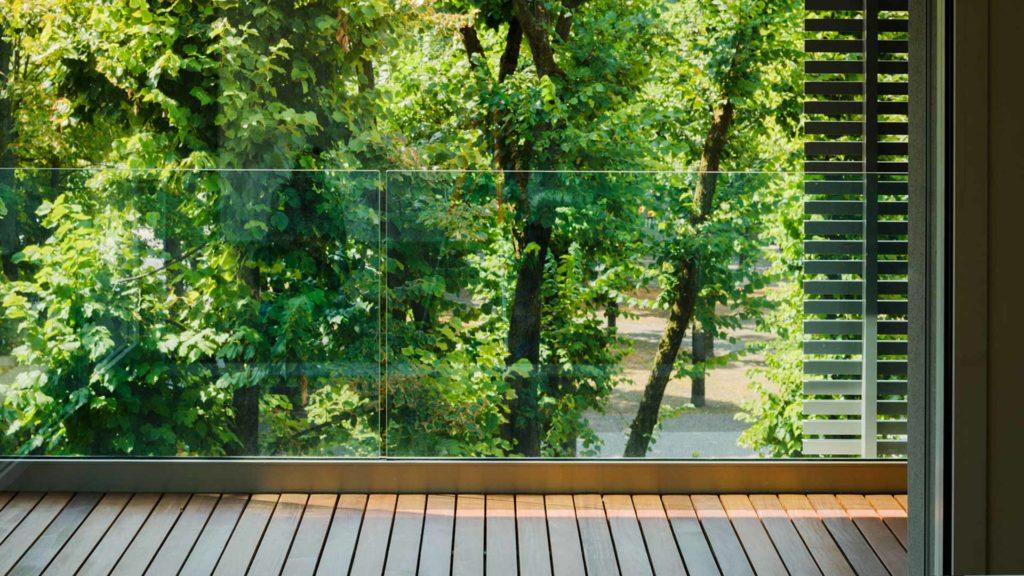 pavimento per esterno outdoor parquet decking