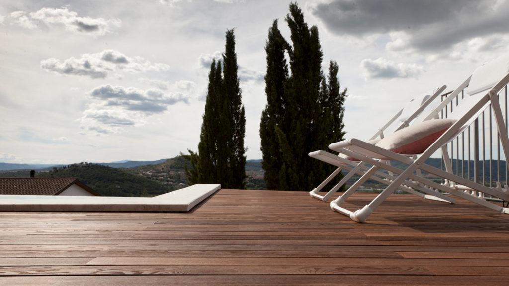 Decking Frassino Outdoor Listone Giordano
