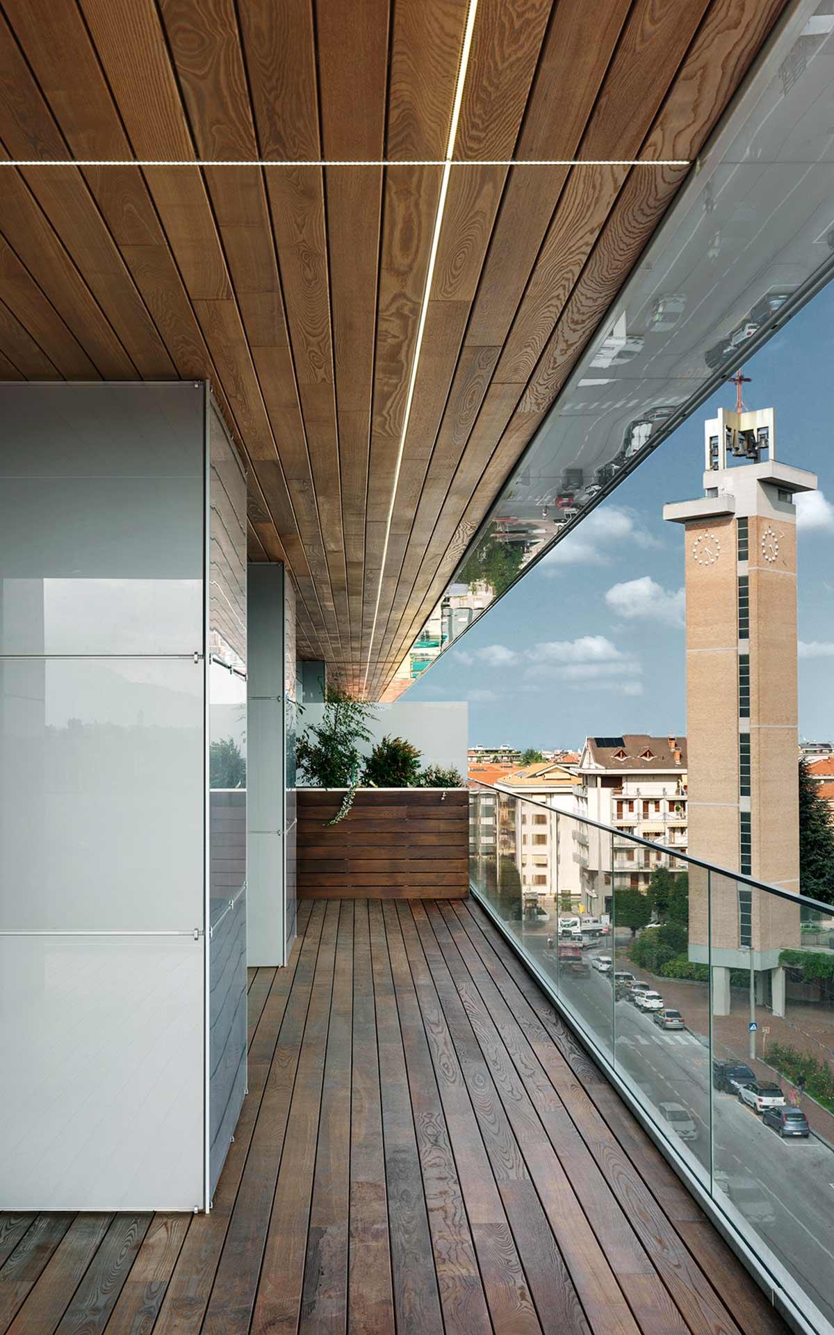 Porta Rossa - Real Estate - Cuneo | Decking Ipé