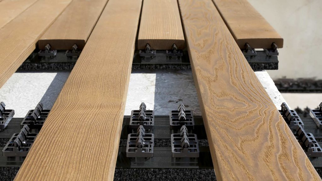 Decking Outdoor Kit Listone Giordano