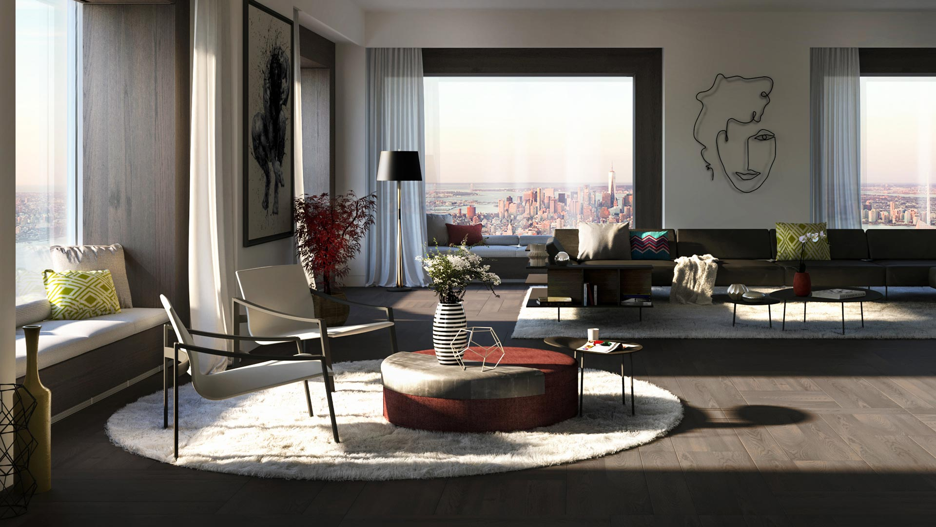 Tortora - Project: 432 Park Avenue