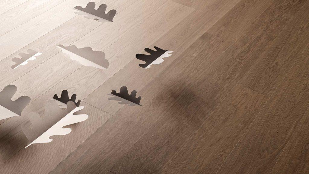 pavimento in legno