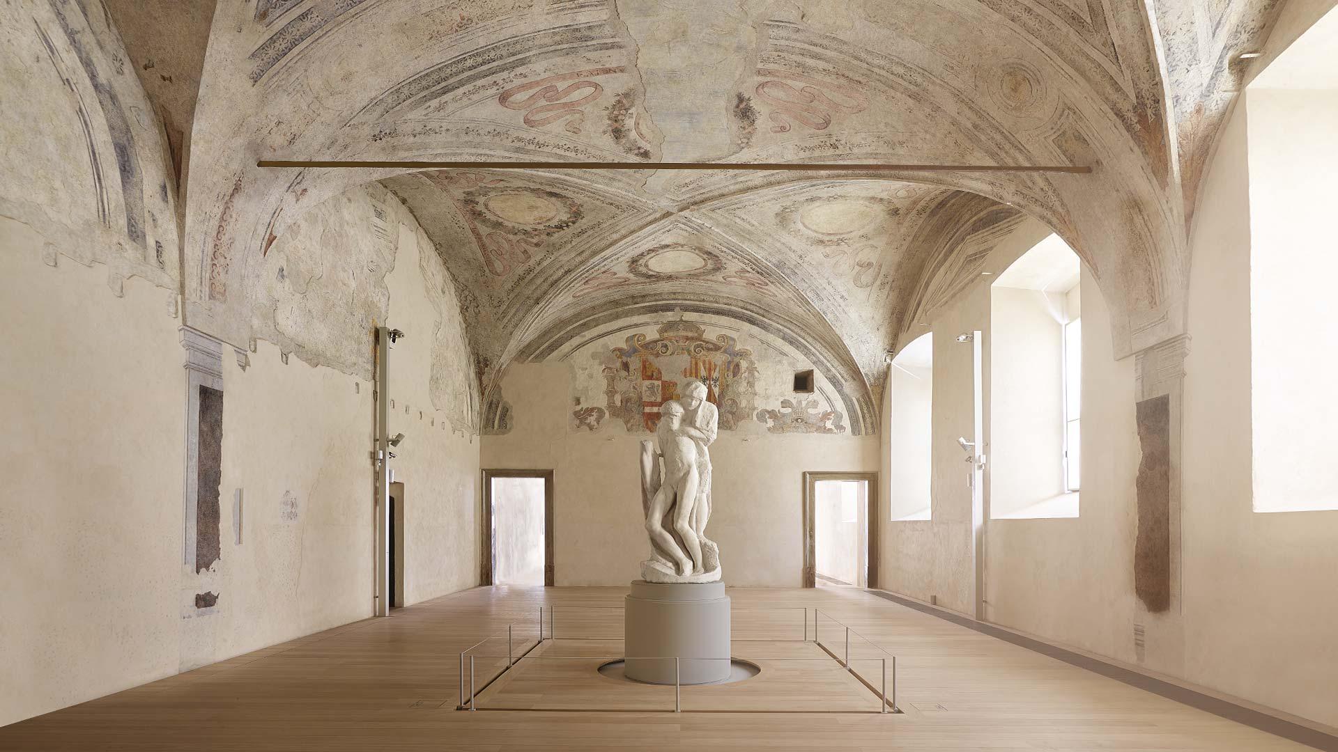 Museo Pietà Rondanini Michelangelo