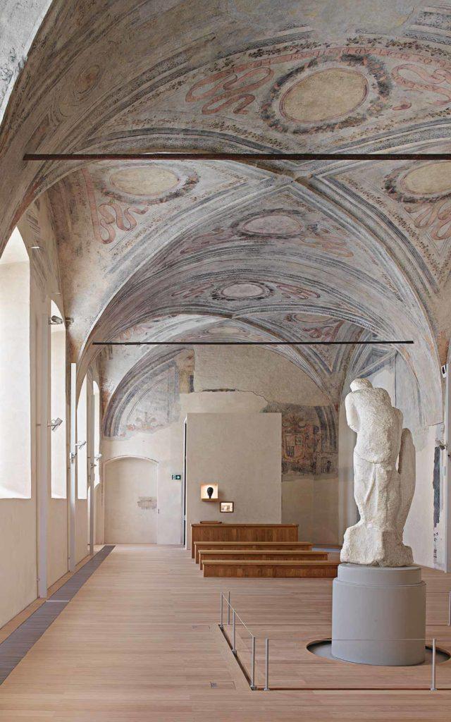 Museo Pieta Rondannini Parquet