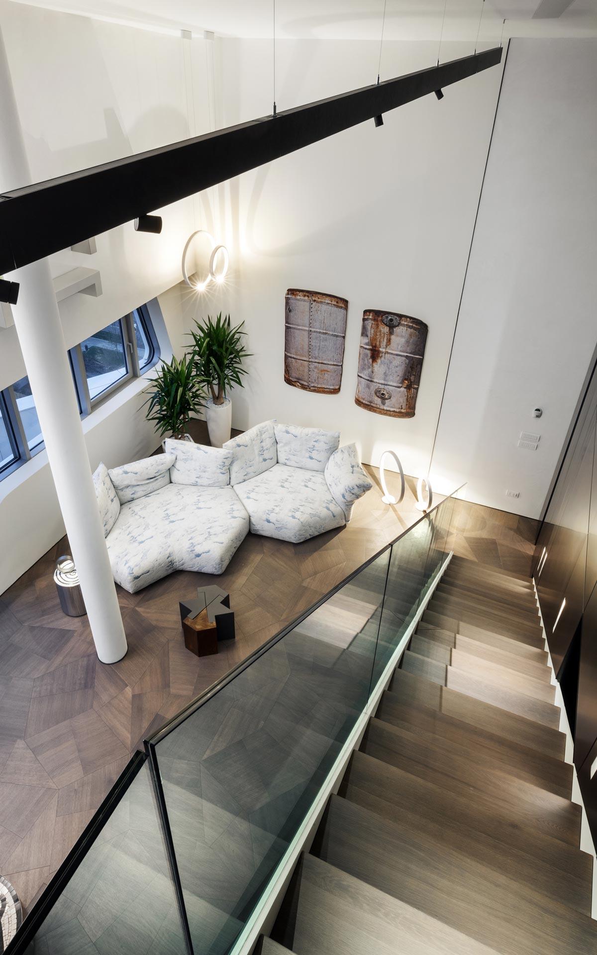 Penthouse one-11 | CityLife Milano | Tortora