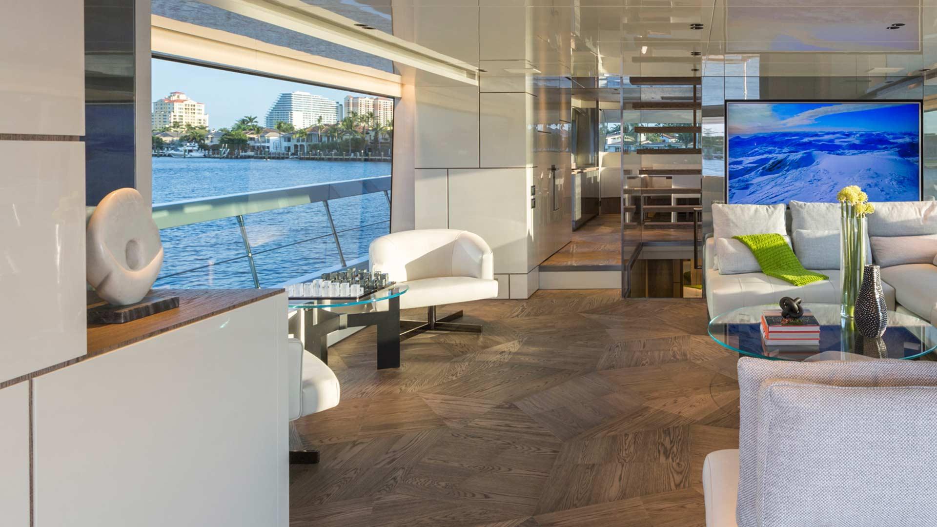 San Lorenzo Yacht | Miami | Pienza 1458