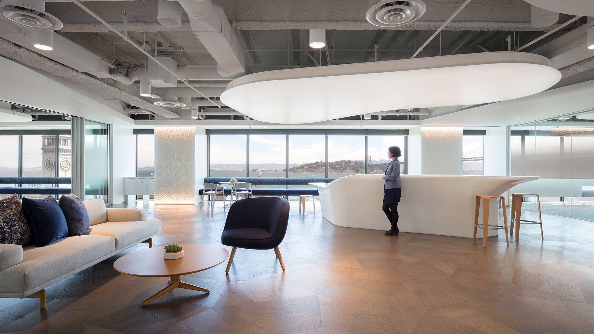 Hight-Tech headquarters - San Francisco