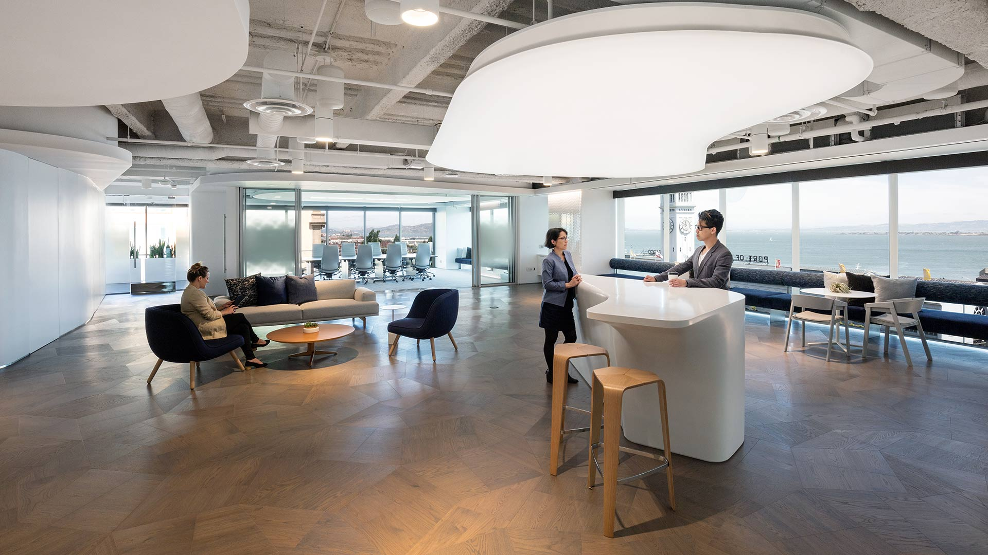 Oficinas High-Tech en San Francisco