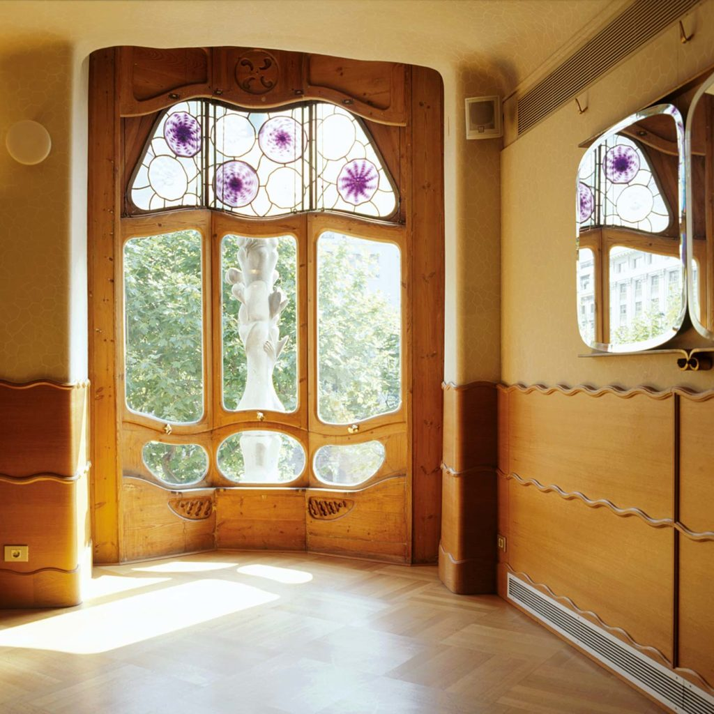 Casa Batllò parquet rovere naturale