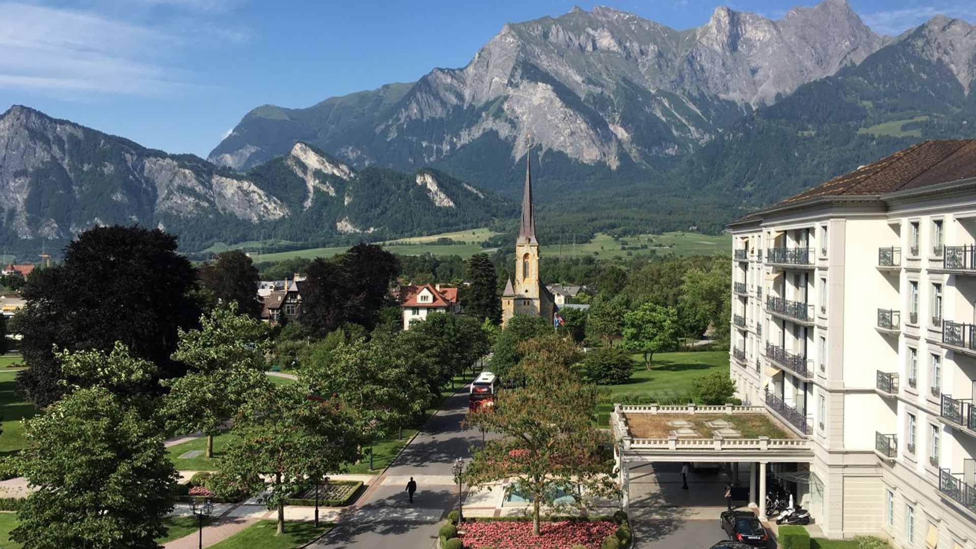 Restaurante Igniv – Suiza