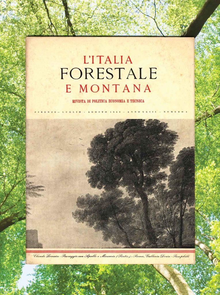 Italia Forestale Listone Giordano Fondazione Parquet