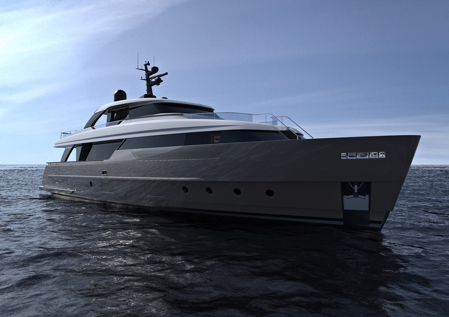 Sanlorenzo SD96: the first yacht designed by Patricia Urquiola