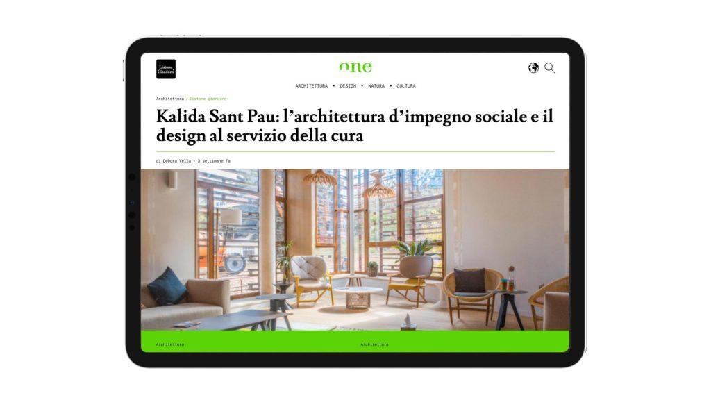 magazine architettura e design