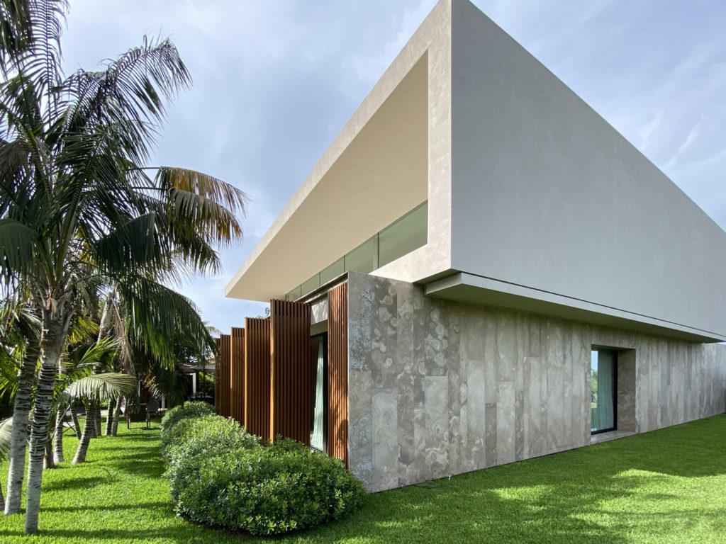 Parquet rovere naturale chiaro architettura
