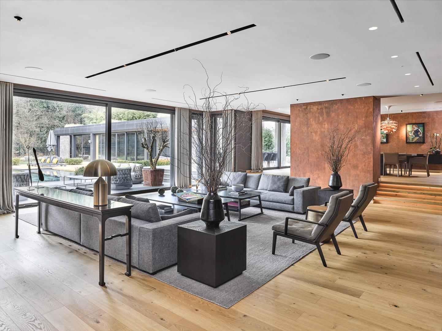 villa instanbul wood flooring oak