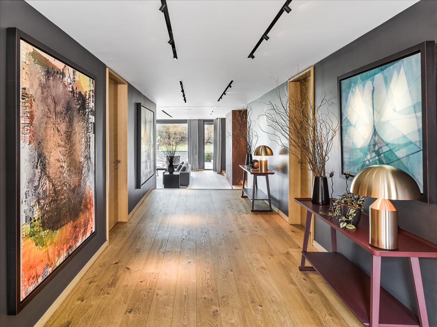 villa istanbul wood flooring oak